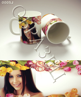 Образцы подарочных чашек к празднику 8 марта