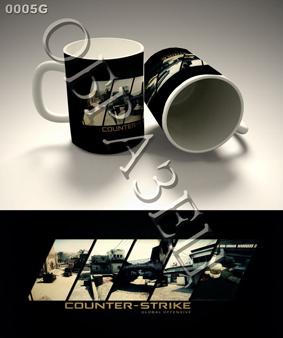Подарочные чашки с сюжетами популярных игр